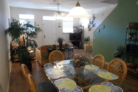 BEACH TOWNHOME PET FRIENDLY MEXICO BEACH, FLORIDA - Mexico Beach