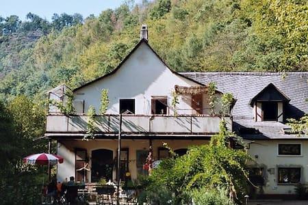 Wassermühle - Insellage in verwunschenem Waldtal
