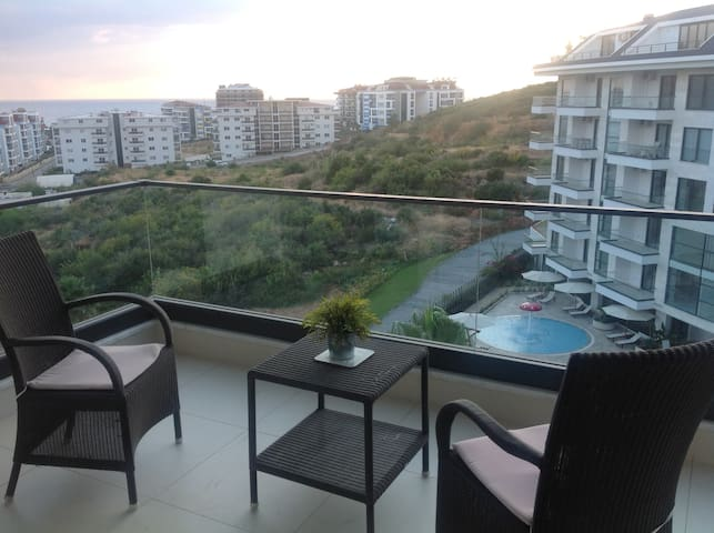 Amazing top floor 1 bed apartment penthouse