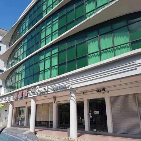 The Room Hotel-Miri City Centre