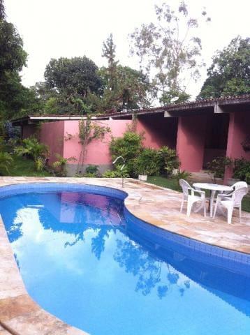 Casa em aldeia km 6.9 - Camaragibe - Cabin