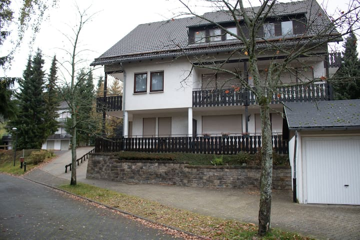 Lovely Apartment in Elkeringhausen