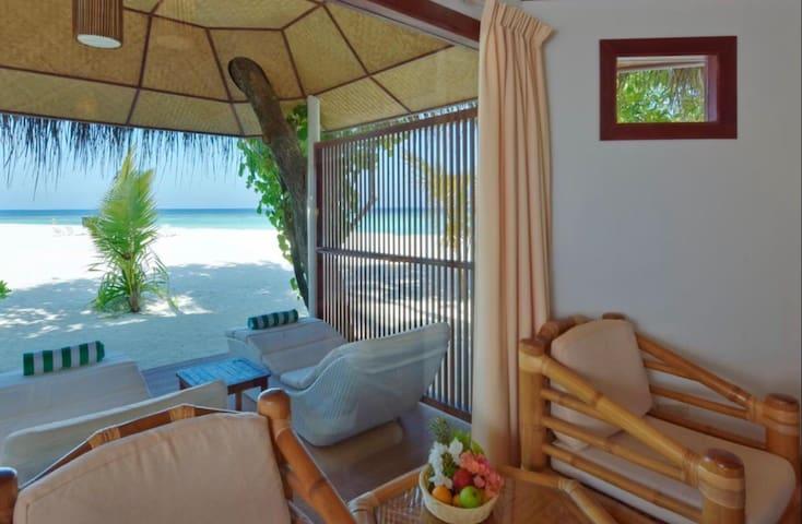 Resort Island for Honeymooners & Families