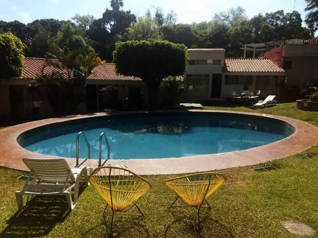 Departamento 17. Excelente ubicación de Cuernavaca