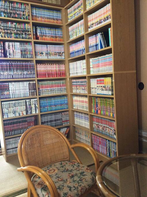宿泊のゲストハウス読み放題3300冊以上あります!!