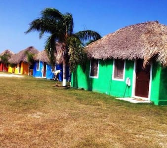 Cabañas en La Pesca Tamaulipas - Altamira - 平房
