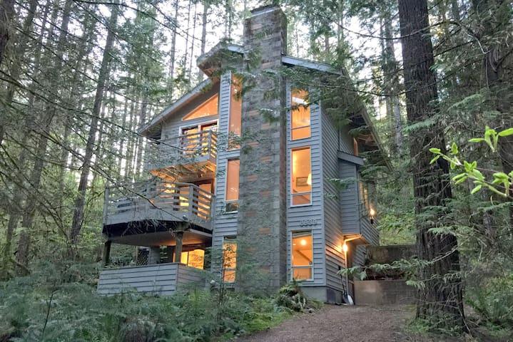 Snowline Cabin #42 - Beautiful 3-story cabin that sleeps 6!