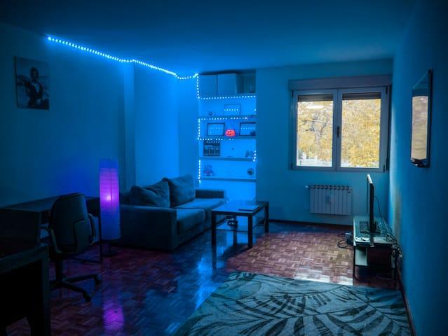 Spacious apartment in Guzmán el bueno