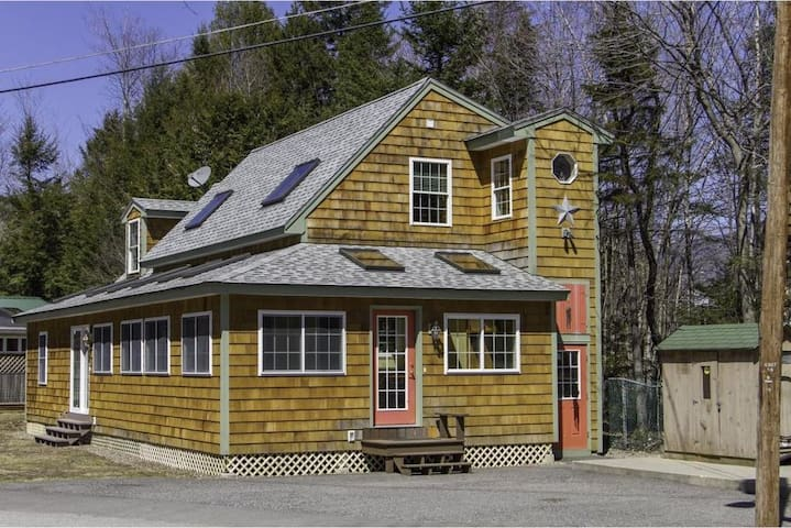 Great Rental In Lincoln near Skiing and Lakes - Lincoln - House