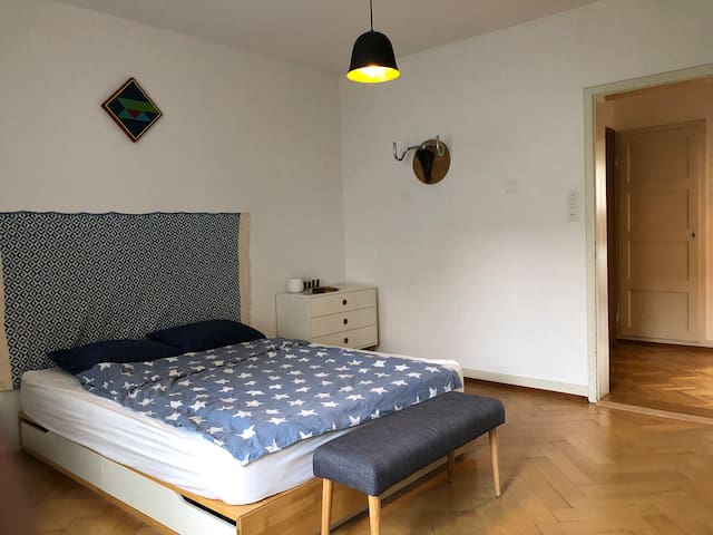 Great Private Bedroom near Rieterpark