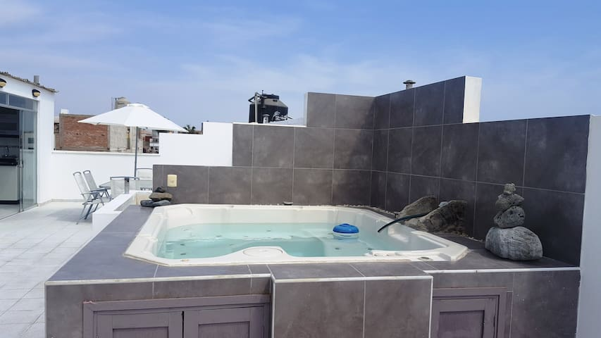 Beautiful Duplex with the best views in Huanchaco