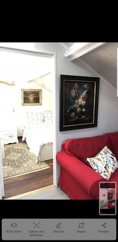 Appartement moderne et lumineux à 10mn de paris