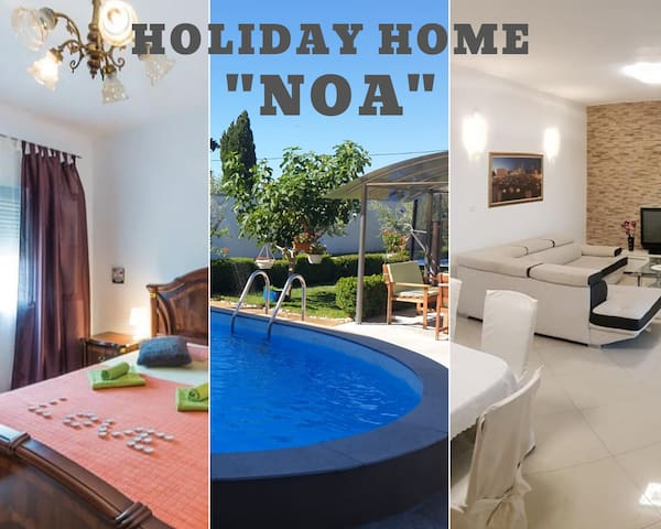 Beautiful Villa for 10 people-Private Pool&Garden