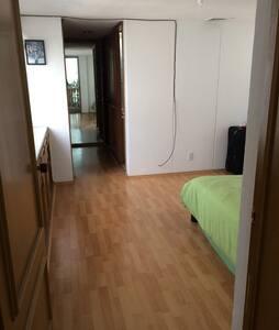 Habitacion en residencia con baño - Ciudad de México