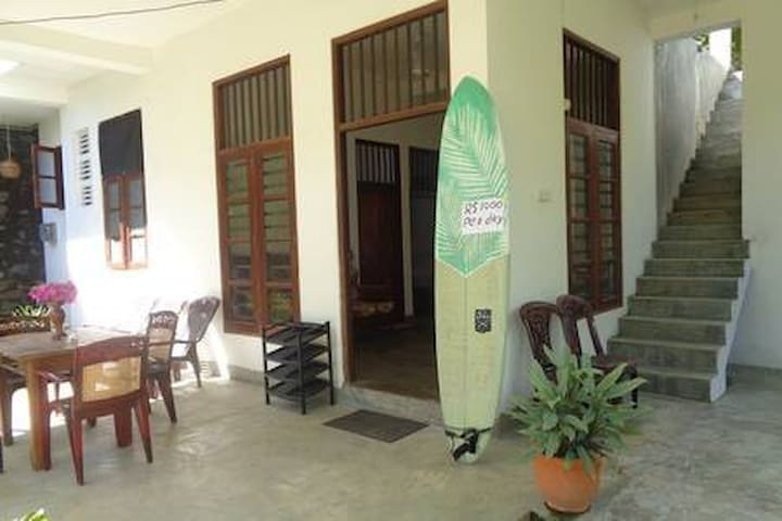 Hiriketiya HASMAL HOUSE