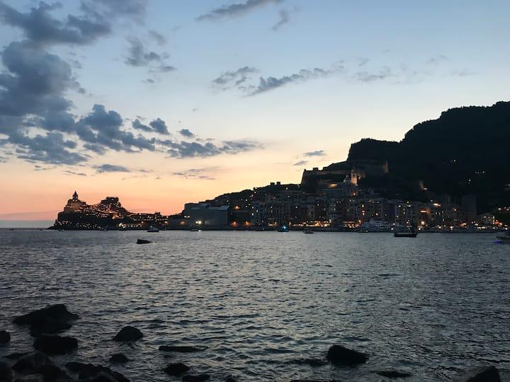 The magic of Portovenere from Palmaria!