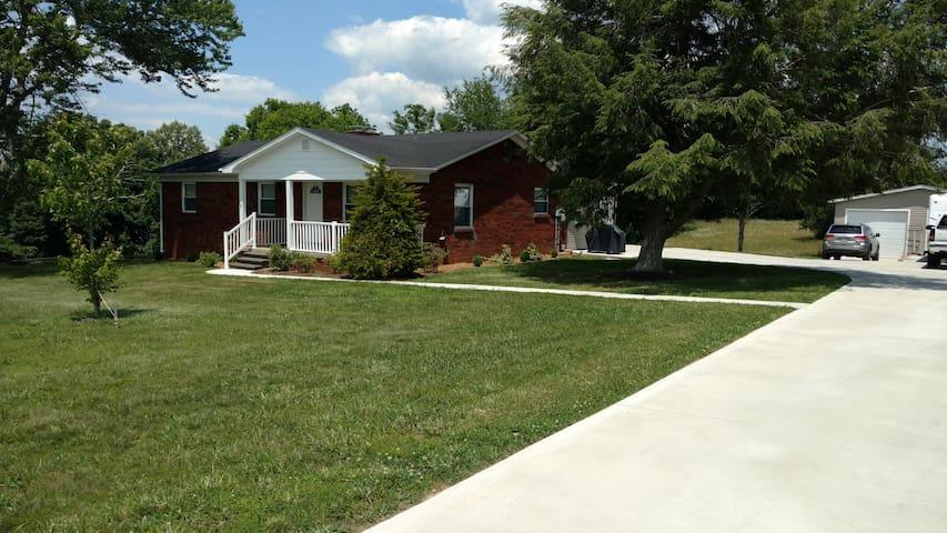 7 Bdrm Home near Lake Cumberland/Pulaski Co Park