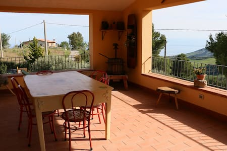 "B&B ""il vigneto"" splendia vista mare e relax - Bed & Breakfast"
