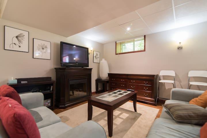 Casa Del Rockland - Clarence-Rockland - Huis