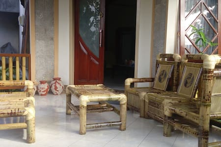 Comfortable Room at Bale Kekeri-Queen Bed