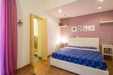 STANZA CON BAGNO PRIVATO CENTRALISSIMA - Palermo - Wohnung