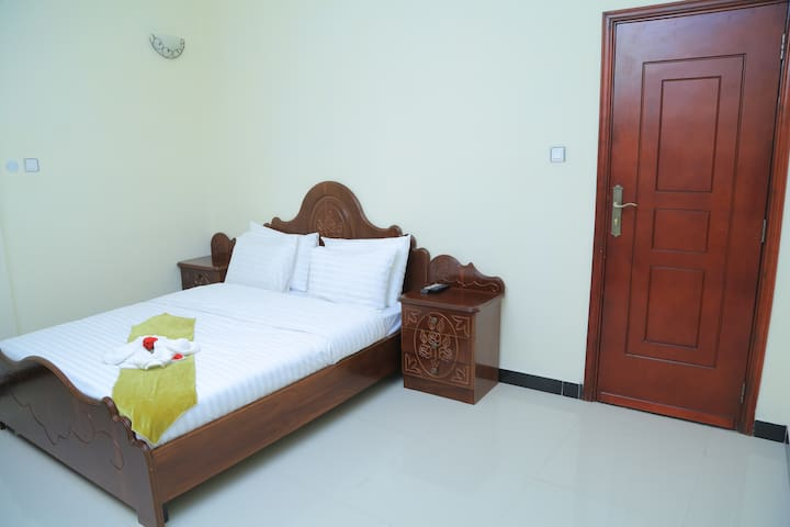 Standard Single Bed Room