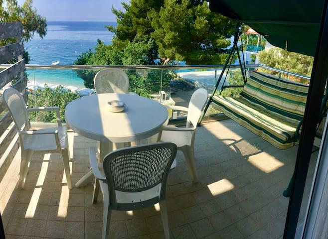 Beachfront Apartment 2 (Balcony Sea View)