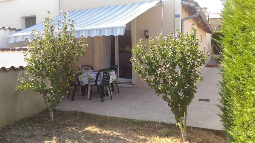 Mignonne  maison de 53m2 situé au coeur des vignes