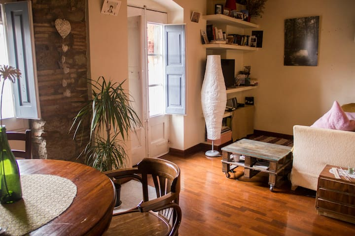 Perfect single-room for travellers! - Girona - Apartment