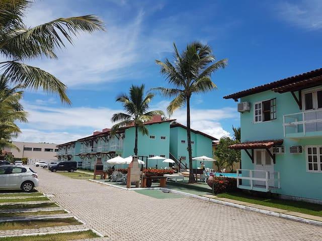 Apartamento 2 Qts térreo em Porto Seguro