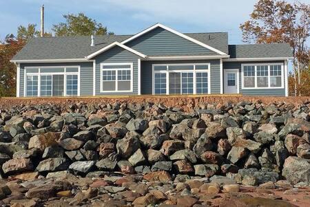 Oceanfront Beach House Retreat
