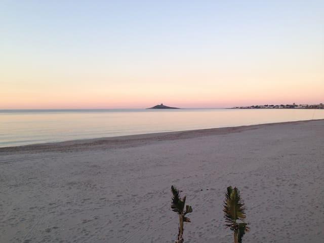 Mare relax frontemare spiaggia Isola delle Femmine - Isola delle Femmine - Apartment