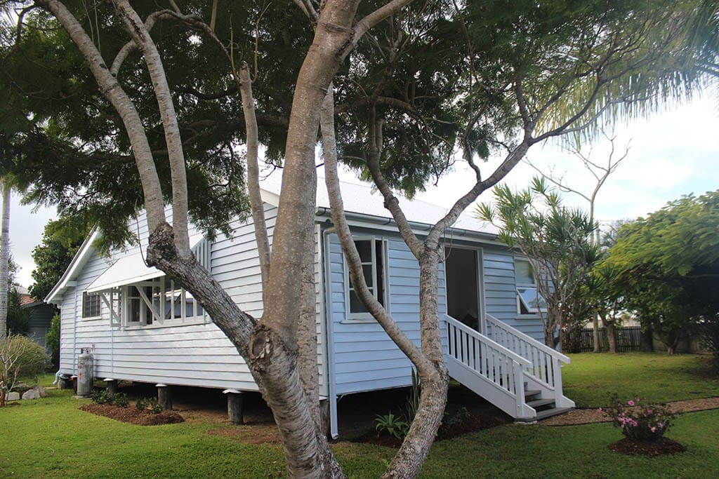 Dory cottage maisons louer tin can bay queensland - Maison architecte queensland tim ditchfield ...