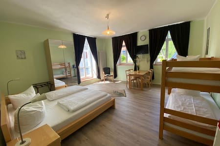 Apartment, Rehaklinik, Legoland, Wandern, Baden
