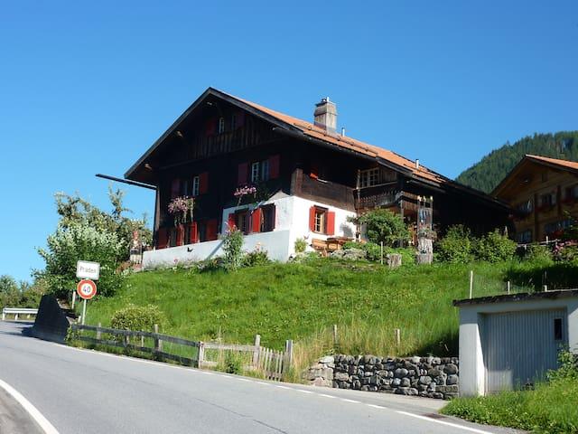 Ferienwohnung Steinbachhaus