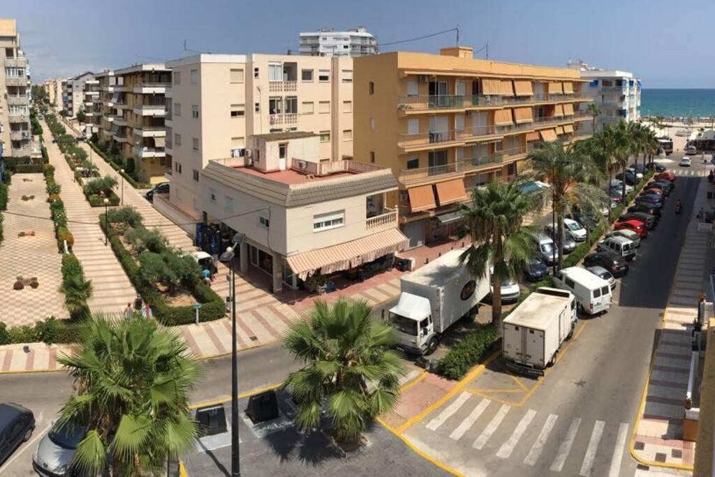 Apartamento con vistas al mar en daim s gandia apartamentos en alquiler en daim s comunidad - Apartamentos en gandia ...