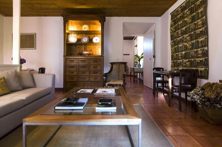 Classic Fajã 3bedroom Apartment - Fajã de Baixo - Lejlighed