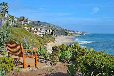 Mins to Laguna Beach | Walk to Spectrum Center