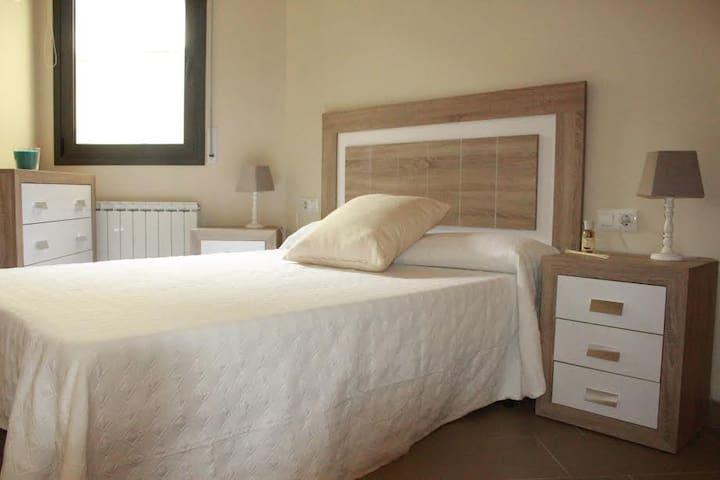 APARTAMENT PER A FAMÍLIES AMB PISCINA I GIMNÀS - Sant Feliu de Guíxols - Apartment