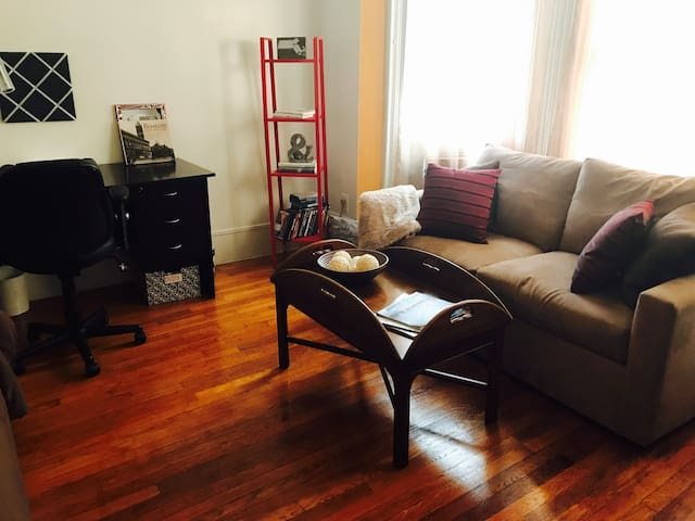 Near Harvard, Lesley & Porter sq. Clean & cozy
