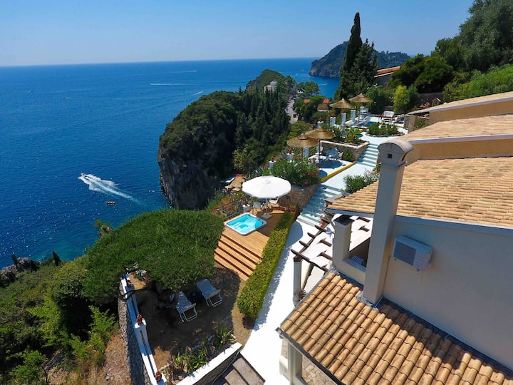 Elysium Apartments Corfu - Studio 1 Sea View