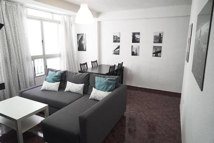 Nice and new room near city center