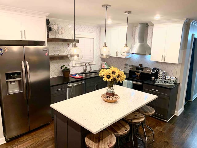 Nashville: Perfect Private Home: 2 bedrooms!