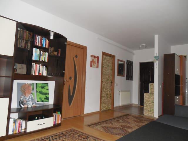 Cozy apartment close to Vivo Mall - Florești - Departamento