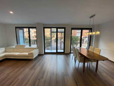 Spectacular apartment with PARKING INCLUDED