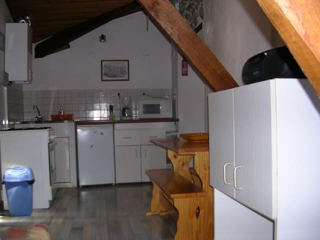 Charmant  2 Pièces à Sospel (06380) - Sospel - Wohnung