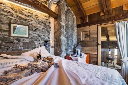 Maison La Saxe - Suite_2 - Courmayeur - Bed & Breakfast