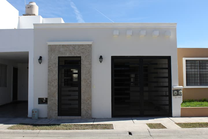 House in private gated community with pool