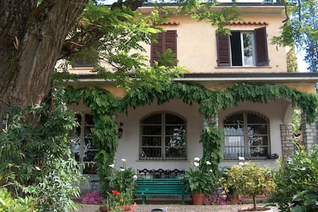 """Casadelgatto"" apartment in Monte San Savino - Monte San Savino - Lejlighed"