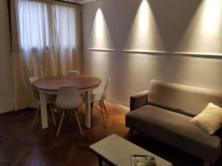 Precioso departamento de 2 ambientes en Belgrano